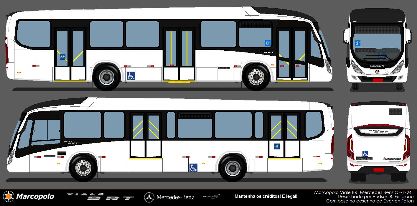 transfeliciano belo horizonte desenho de onibus urbanos e. Black Bedroom Furniture Sets. Home Design Ideas