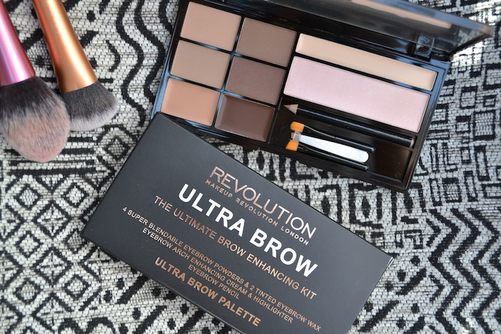 Ultra Brow Makeup Revolution review