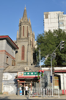 St. Michael's Church on Dongjiaominxinag