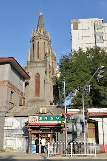 St. Michael's Church on Dongjiaominxinag