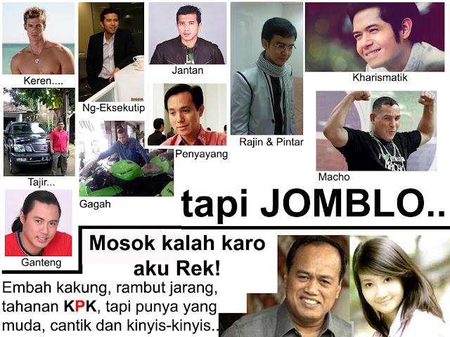 Alamaaakkkk!!!!! Cowok-cowok muda kalah sama Embah Kakung...!!!