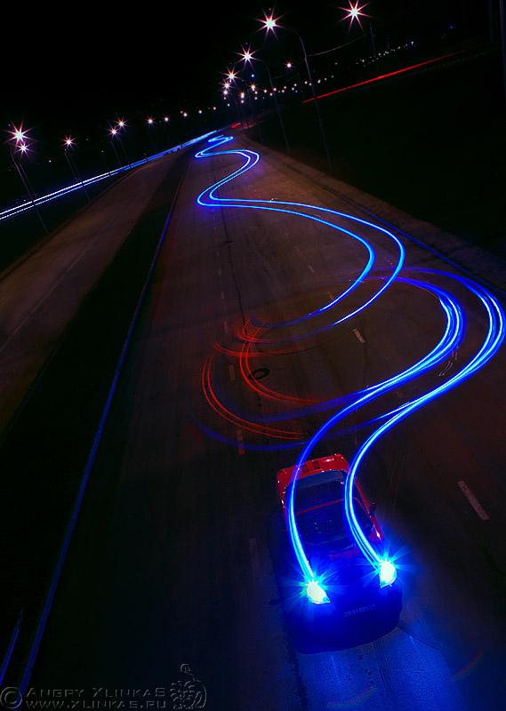 Toyota MR2 ZZW30, roadster, zdjęcia samochodów w nocy, nocna fotografia, galeria