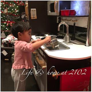 life amp home at 2102 mini kitchen tour