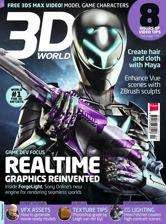 3DWorld Magazine Issue 167 April 2013