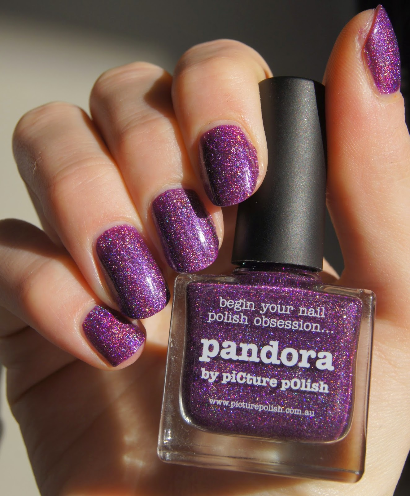 pandora picture polish ozotic 624