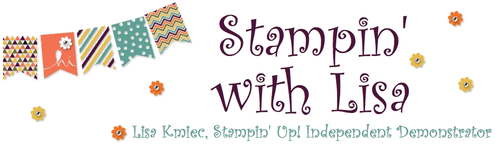 Stampin' with Lisa