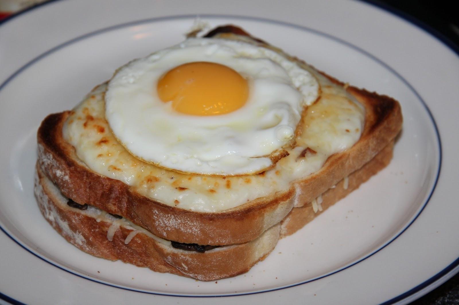 Chicken Cordon Bleu-Croque Monsieur Recipe — Dishmaps
