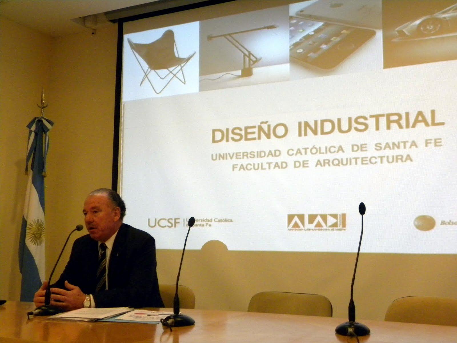 Nueva carrera de dise o industrial de la fa ucsf for Carrera de diseno industrial