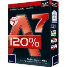 Alcohol 120% v7.0 With Serial Free Download