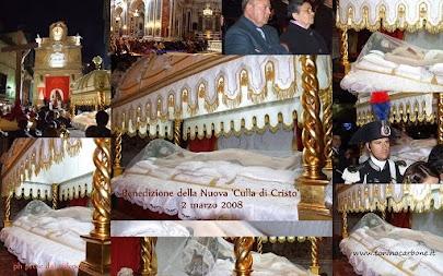 """come eravamo... """"benedizione nuova 'culla' di Cristo 2 marzo 2008"""" ...il videoclip"""""""