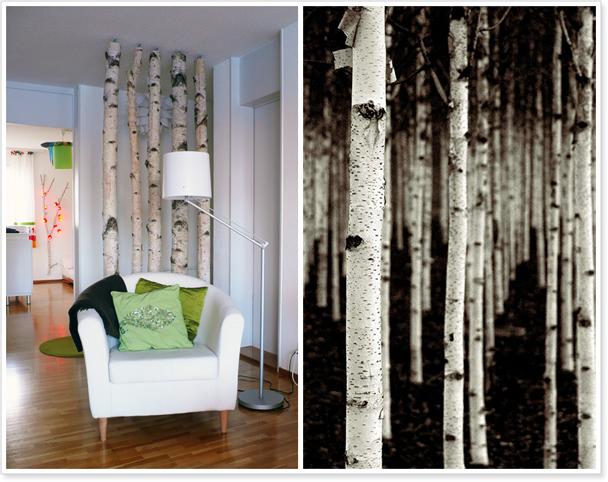 Den Wald Ins Wohnzimmer Holen