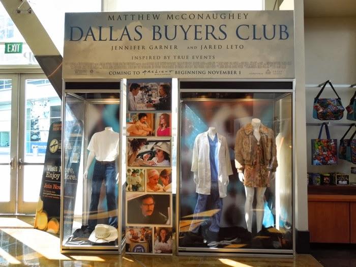 Dallas Buyers Club movie costumes