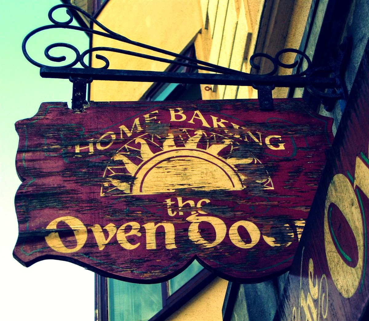 shop sign, Galway city