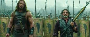 Hercules - Dwayne Johnson & Ian McShane | A Constantly Racing Mind
