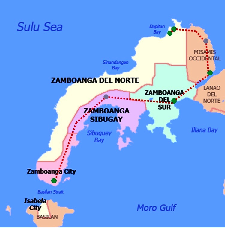 Pagadian City Philippines  city pictures gallery : ... city, dapitan to ozamiz city, dapitan to pagadian city, pagadian to