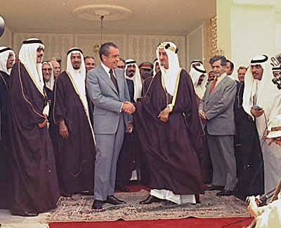 nixon muslim Seize the moment, by pres richard nixon support modernists in muslim world over dictators nixon doctrine: assist countries combating internal threats.