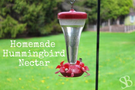 http://www.sustainableblessings.com/2013/07/homemade-hummingbird-nectar.html