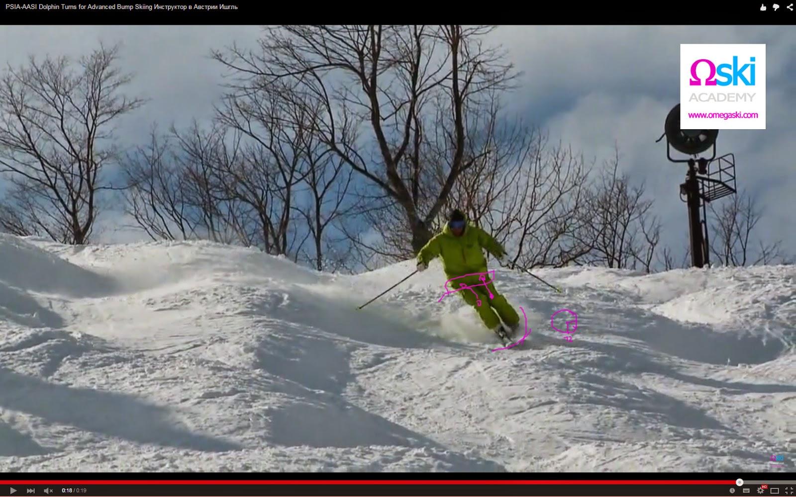 Русскоязычный горнолыжный инструктор Лех Санкт Антон