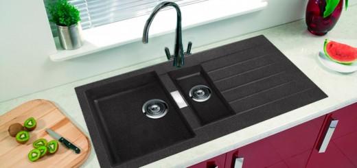 Decora hogar lavaderos de cocina 9 ideas pr cticas for Record lavaderos