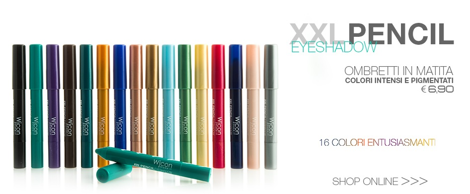 Wjcon - XXL Pencil Eyeshadow