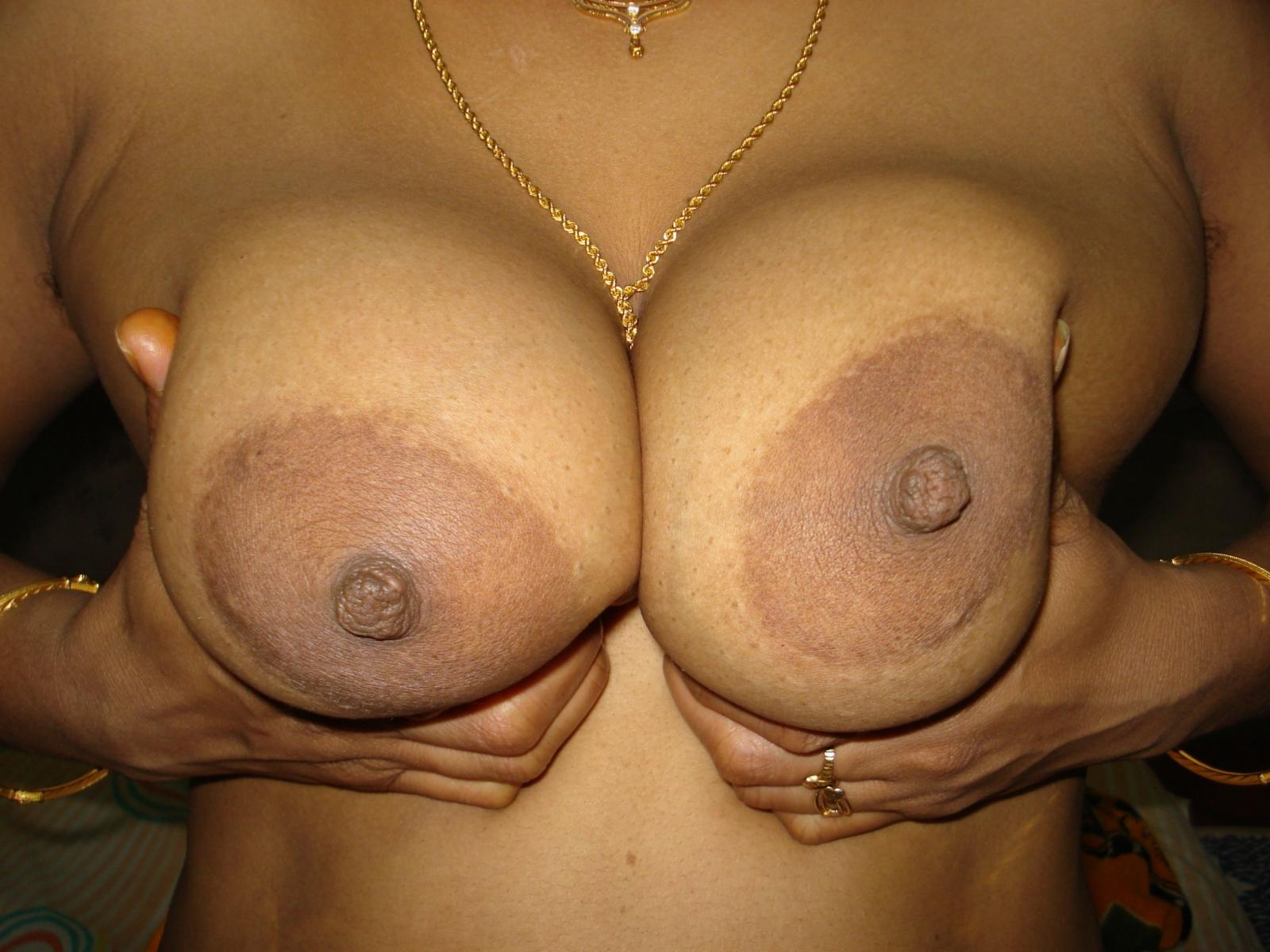 Join told Aunty show boob something