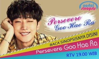 """Drama Korea RTV """"Persevere Goo Hae Ra"""""""
