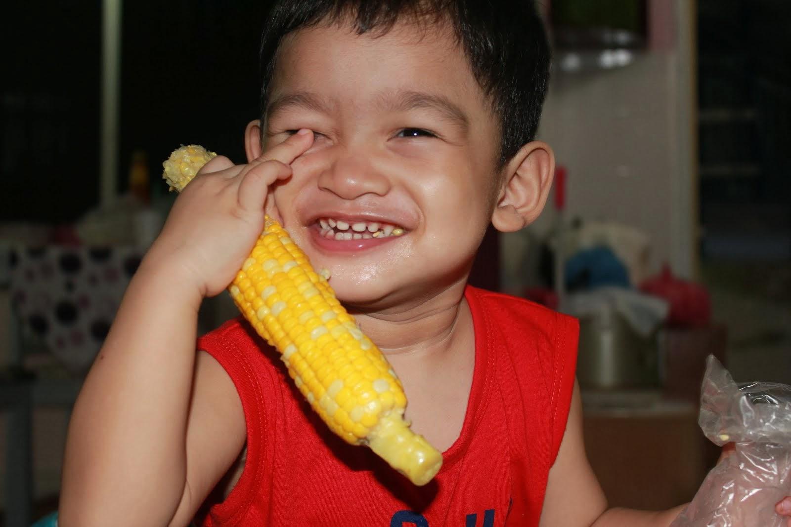 Irfan 2 Years & 6 Months