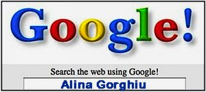 """Rezultate pentru:""""Alina Gorghiu"""""""