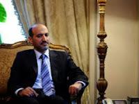 SNC Memilih Ahmed Touma Sebagai PM Sementara dengan Misi Mengambil Alih Kepemimpinan dari Kelompok Islam Kemudian Menyerang Mereka