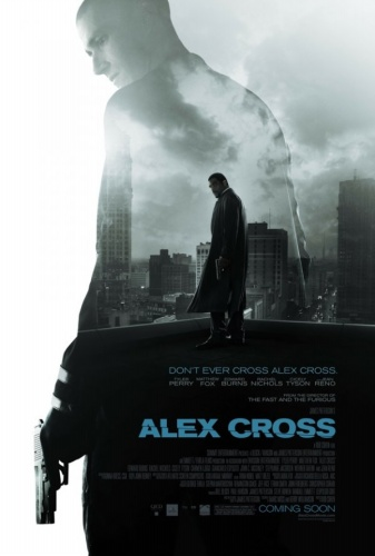Alex Cross 2012 Bioskop