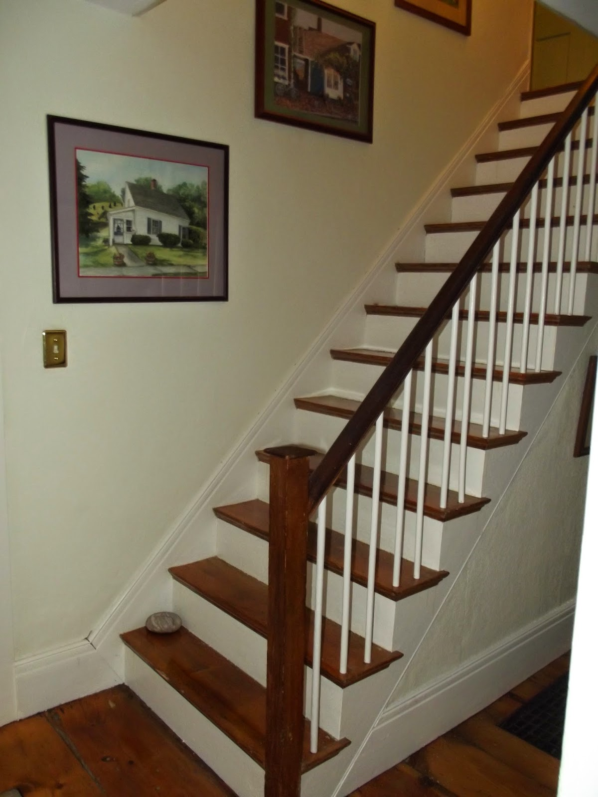 Merveilleux A Test Of Patience   Refinish Your Old Stairs!