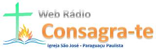 Webradio católica Consagra-te de Paraguaçu Paulista ao vivo