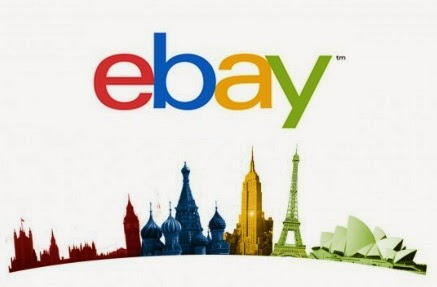 Follow me in Ebay shop