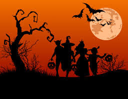 Happy Halloween and trick or treating