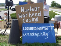 Brandywine Peace Community | 75th Anniversary of the Bombing of Hiroshima. Commemoration & Nonviolent Action at Lockheed Martin, King of Prussia, PA