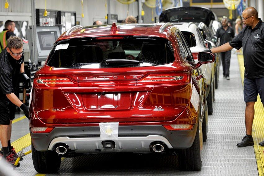 Lincoln Mkc Brings Us 129 Million Investment 300 New