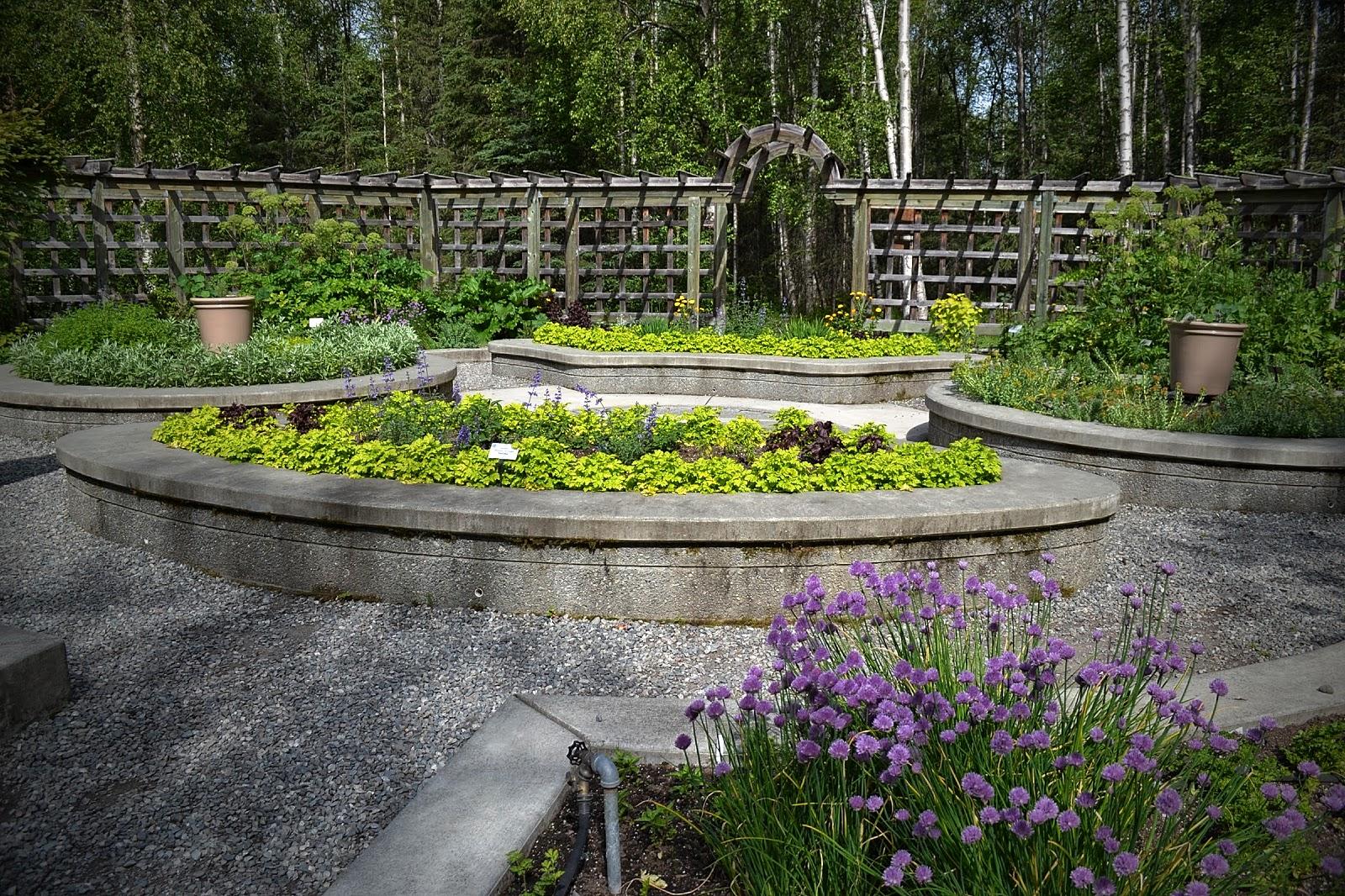 The Outlaw Gardener The Alaska Botanical Garden Part Two