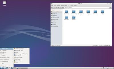 Lubuntu 15.04 Vivid Vervet