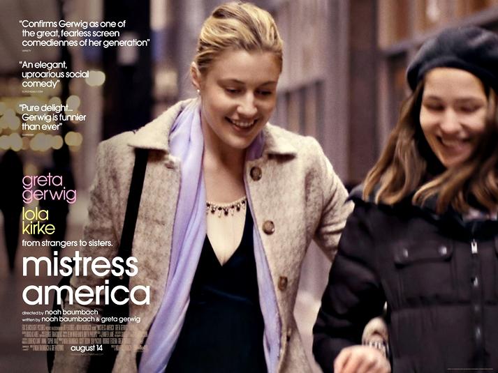 Póster: Mistress America