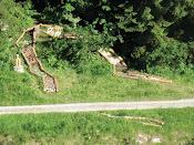 Landschaftspark Binntal - Land Art 2010