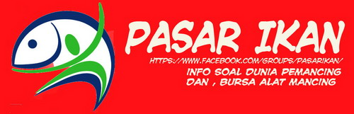 "Join Grup Pemancing Fesbuk ""Pasarikan"", klik foto banner"