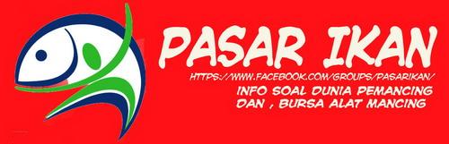 """Join Grup Pemancing Fesbuk """"Pasarikan"""", klik foto banner"""