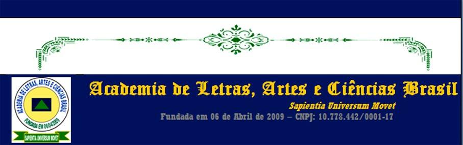 ACADEMIA DE LETRAS, ARTES E CIÊNCIAS BRASIL - ALACIB