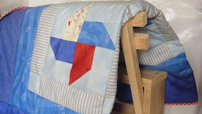 Детское покрывало на кровать, детский лоскутный плед - стеганое одеяло покрывало на диван