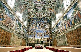 Capela Sistina 3D