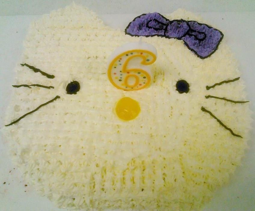 Cake Decorating Classes Near Pomona Ca : Big Bettie cakes: Hello Kitty Cake