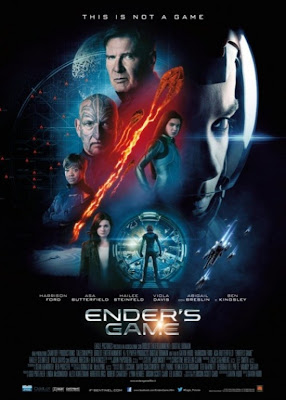 Ender's Game ~ This Is Not A Game | A Constantly Racing Mind