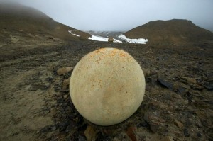 rock spheres around the world