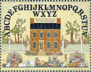 abecedarios country para imprimir