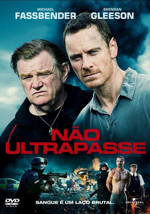 Filme Poster Não Ultrapasse